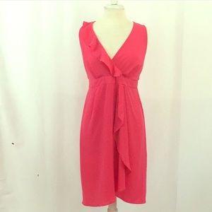Motherhood Maternity Pink Summer Dress